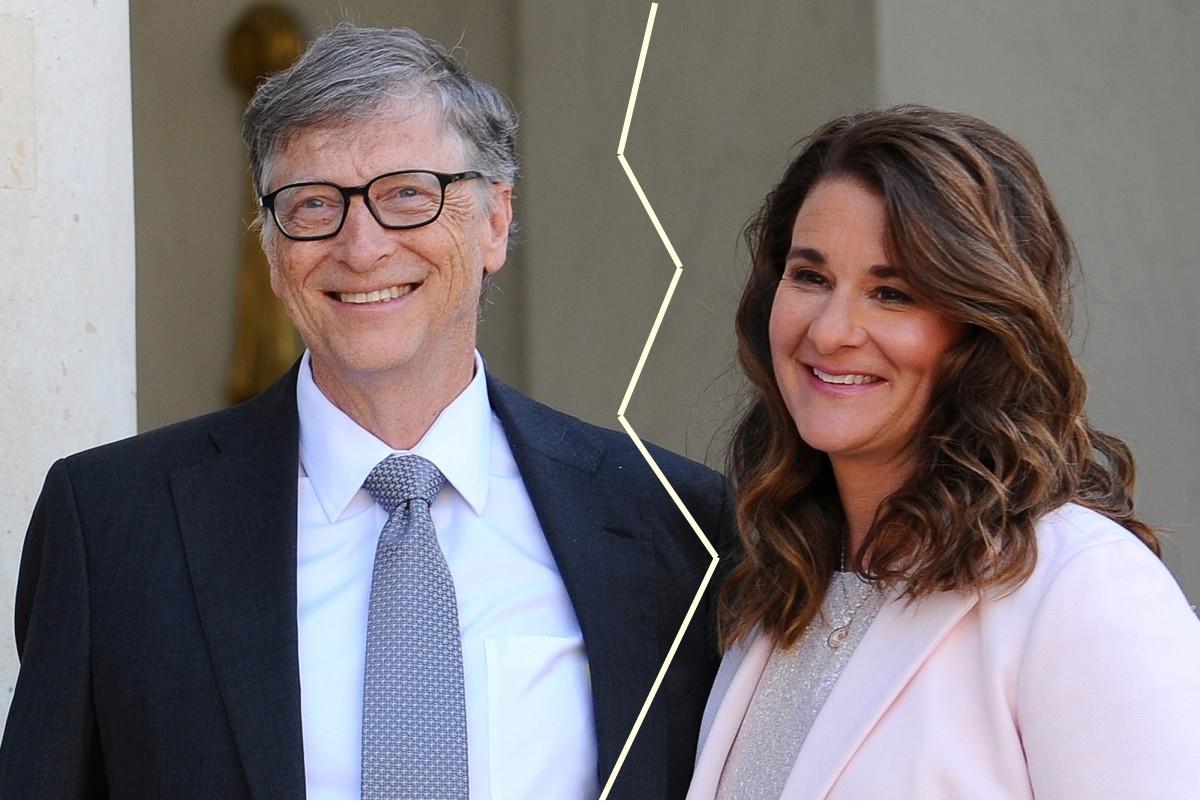 Vợ chồng tỷ phú Bill Gate tuyên bố ly hôn.
