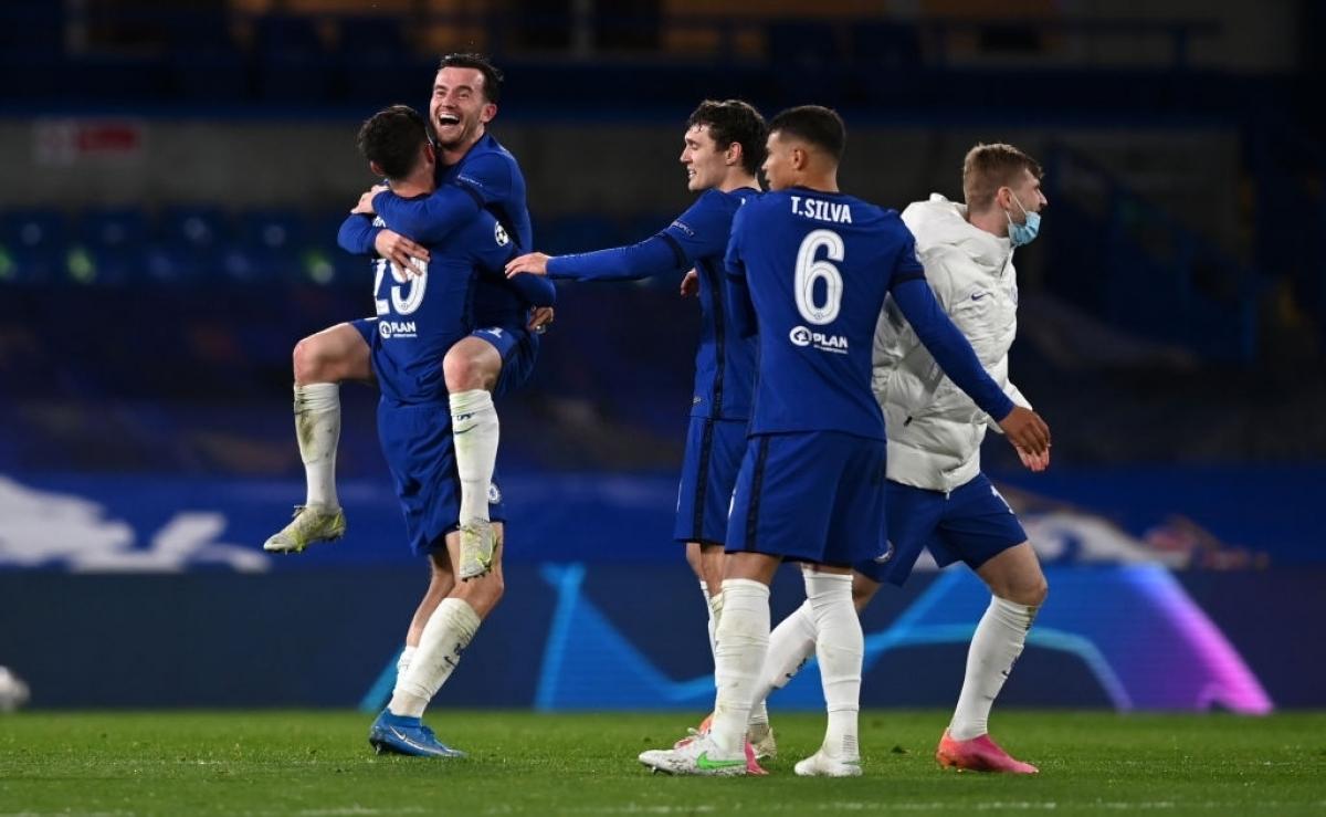 Chelsea 2-0 Real Madrid: Tấm vé xứng đáng