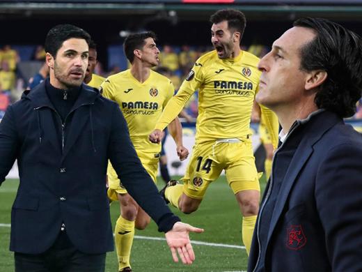 Arsenal - Villarreal: Chỉ một con đường