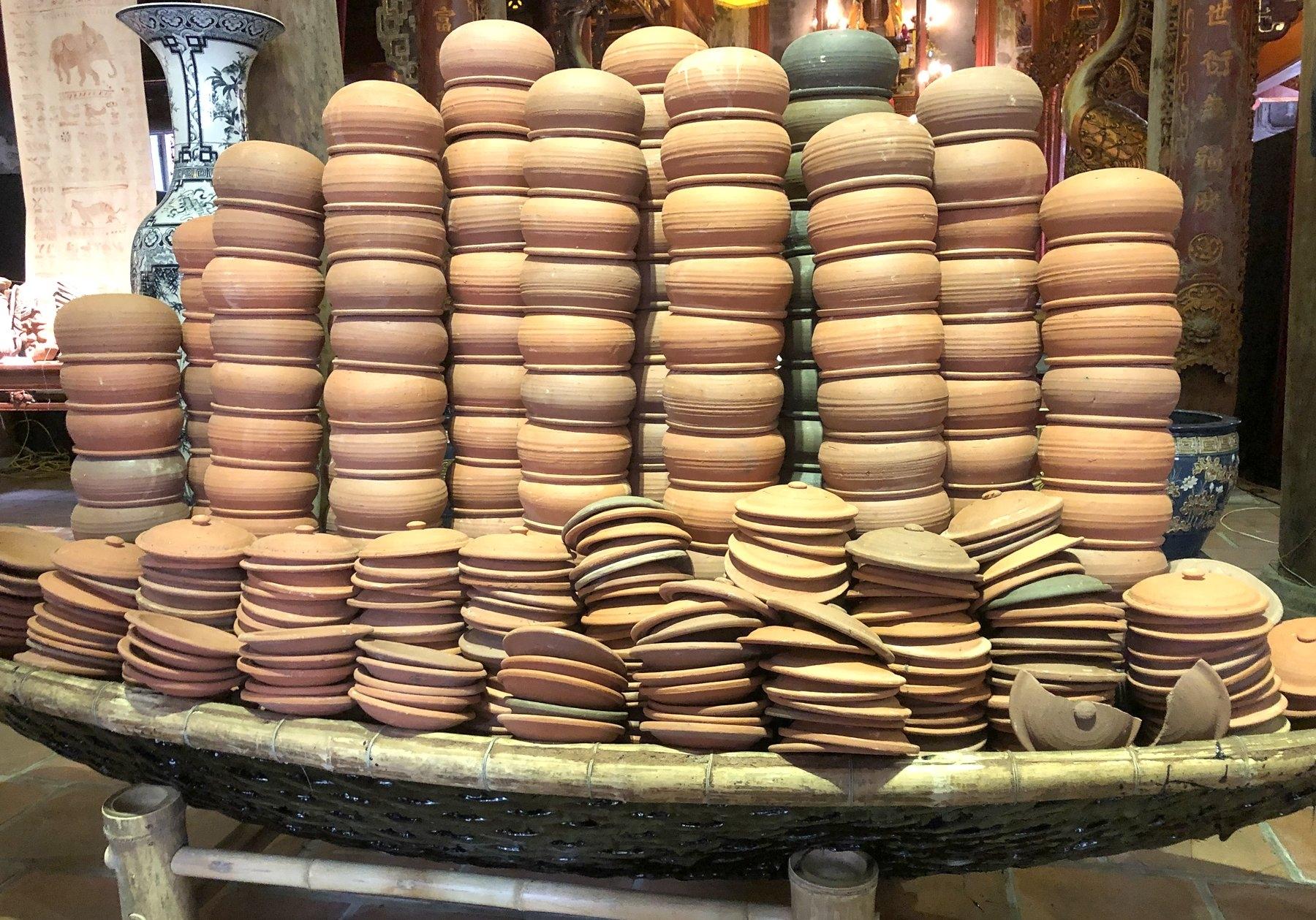 Để nghề gốm truyền thống có sức sống bền bỉ