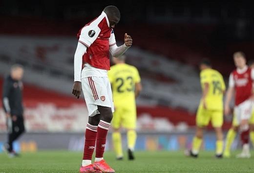 Arsenal 0-0 Villarreal: Pháo thủ dừng bước trước cửa