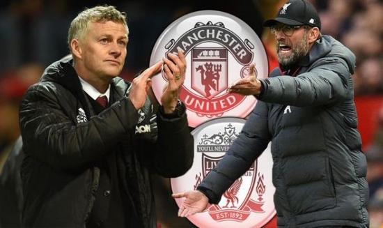 M.U - Liverpool: