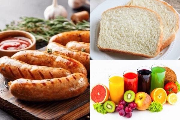 4 thực phẩm quen thuộc không nên ăn vào bữa sáng