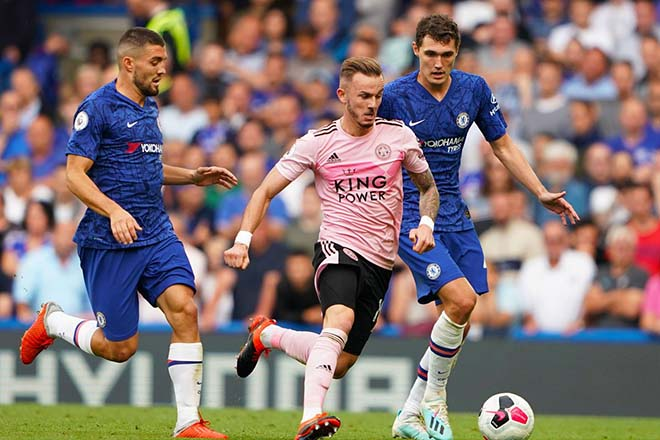 """Chelsea - Leicester: """"Chung kết"""" top 4"""