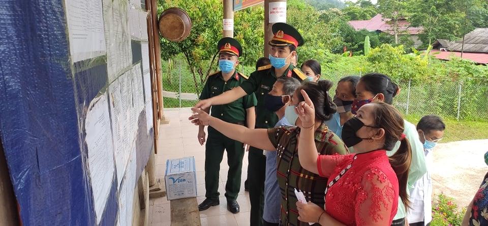 Gần 43 ngàn cử tri miền núi Nghệ An nô nức đi bầu cử