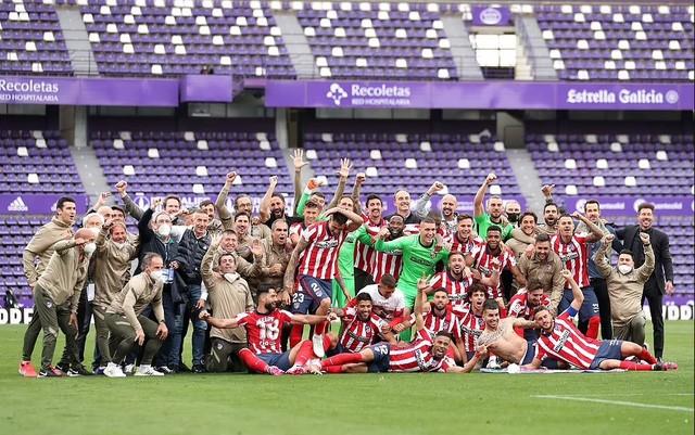 Lội ngược dòng ngoạn mục, Atletico Madrid chiếm ngai vàng La Liga