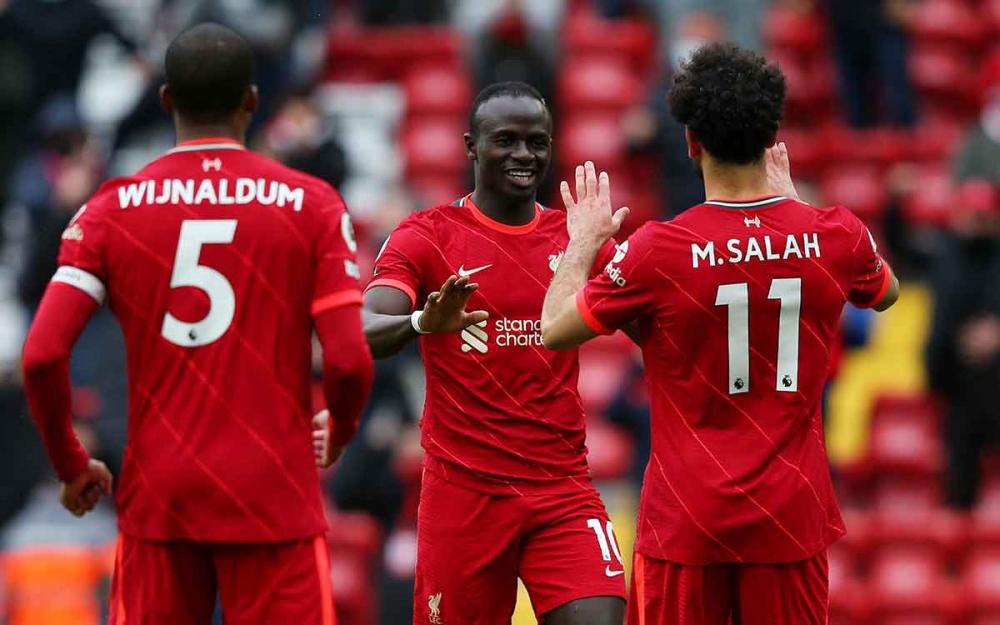 Liverpool 2-0 Crystal Palace: Hoàn thành mục tiêu