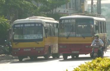 Kiểm tra, xử lý các xe buýt vi phạm ATGT từ 6.6