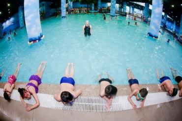 Phổ cập dạy học bơi cho trẻ em – trách nhiệm của toàn xã hội