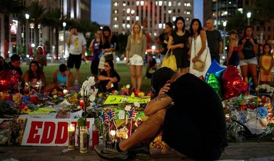 Căng thẳng tại đám tang nạn nhân vụ xả súng Orlando