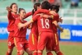Danh sách 26 cầu thủ nữ được triệu tập chuẩn bị cho SEA Games 29