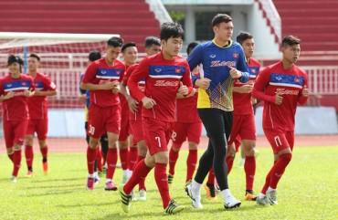 Công bố giá vé trận ĐT Việt Nam gặp Jordan trên sân Thống Nhất