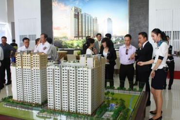 Giao dịch bất động sản tại Hà Nội và TP. Hồ Chí Minh tăng nhẹ