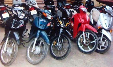 """""""Ổ nhóm"""" chuyên trộm cắp xe máy ở đám cưới... sa lưới"""