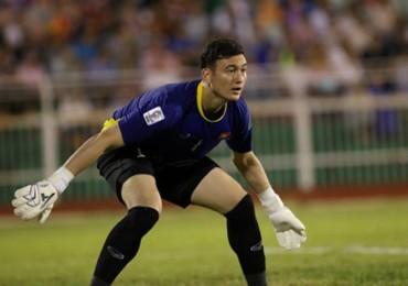 Văn Lâm giúp đội tuyển Việt Nam giữ lại 1 điểm quý giá