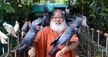 Bạn có biết xuất xứ của khu vườn nhiều chim nhất thế giới?