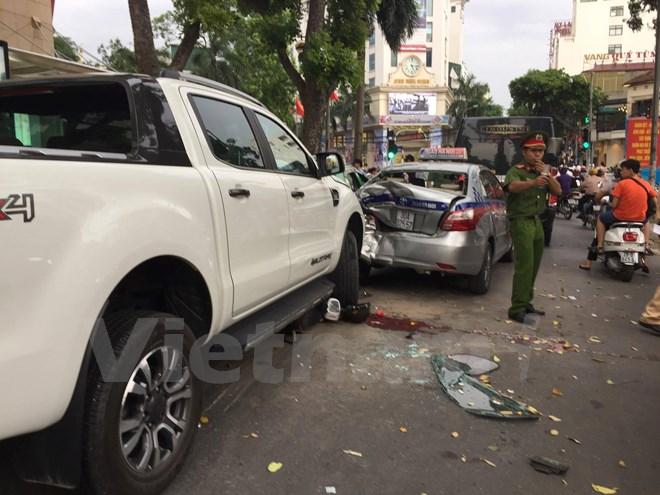 Xe cán chết người ở phố Bà Triệu: 'Sai đến đâu phải xử lý tới đó'