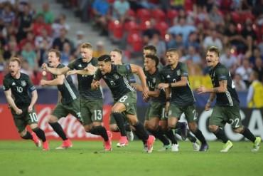 Đức đối đầu Tây Ban Nha ở trận chung kết