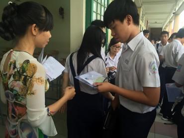 5 lưu ý quan trọng cho thí sinh trước kỳ thi lớp 10 tại TPHCM