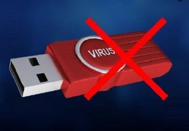 1,2 triệu máy tính nhiễm virus nguy hiểm xóa dữ liệu trên USB