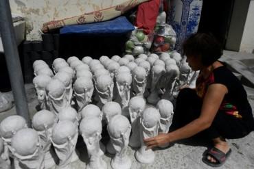 Báo nước ngoài đưa tin về những chiếc cúp vàng World Cup được chế tác tại Việt Nam