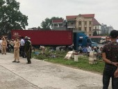 Nghi án giết người, cướp tài sản của lái xe taxi tại Hải Dương