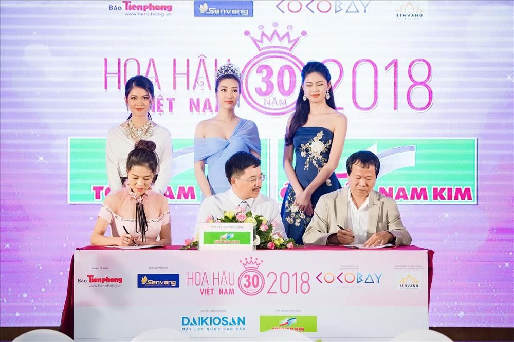 Công bố 30 thí sinh lọt vào vòng chung khảo phía Nam cuộc thi Hoa hậu Việt Nam