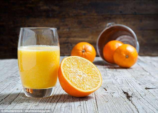 Nước cam: Đông lạnh tốt hơn tươi?