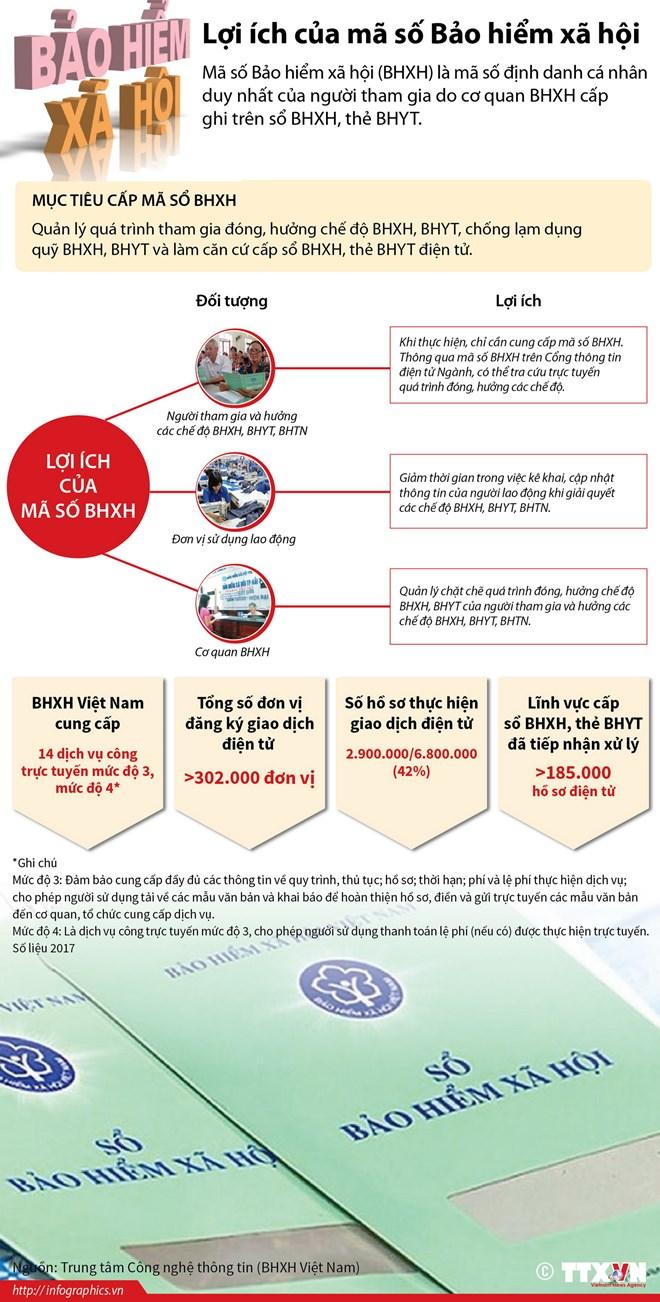 infographics nhung loi ich cua ma so bao hiem xa hoi