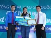 Nữ sinh năm 3 đại diện cho Việt Nam tranh tài Vô địch Thiết kế Đồ họa Thế giới