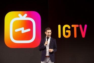 Tương lai của truyền hình là IGTV - dịch vụ mới được tạo ra dành cho video dạng dài?