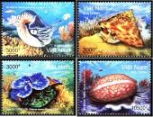 Phát hành đặc biệt bộ tem sinh vật biển
