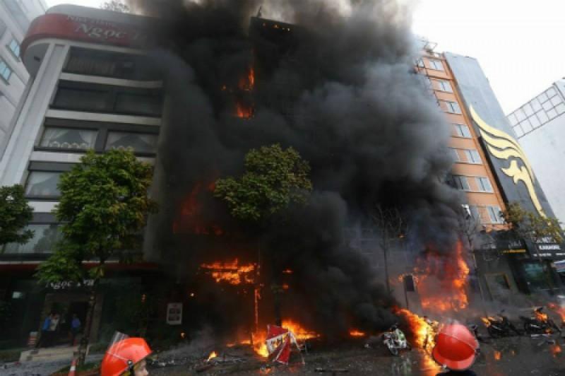 An toàn cháy nổ tại các cơ sở kinh doanh karaoke