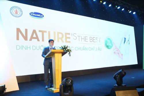 Vinamilk Organic Gold - Sản phẩm đạt chứng nhận Organic châu Âu chính thức ra mắt