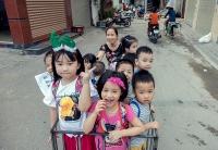 Chuyến xe đặc biệt của bà giáo ở Long Biên