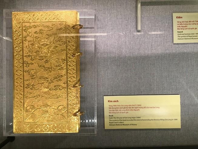 Sách vàng triều Nguyễn: Dòng lịch sử huy hoàng và bất diệt