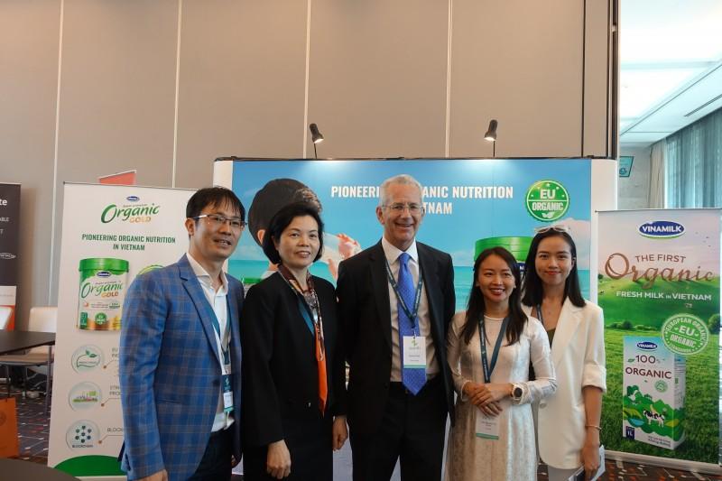 Phát triển các sản phẩm dinh dưỡng Organic của Vinamilk: Câu chuyện thành công