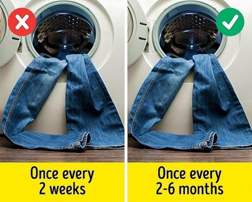 9 sai lầm cực kì tai hại khi giặt quần áo nhiều người mắc phải