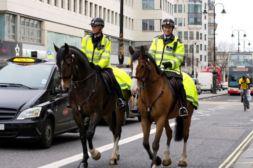 Nguồn gốc cảnh sát kỵ binh và những nước vẫn sử dụng lực lượng này
