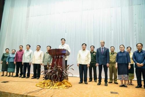 Lào là quốc gia đầu tiên trên thế giới tuyên bố chiến thắng Covid-19