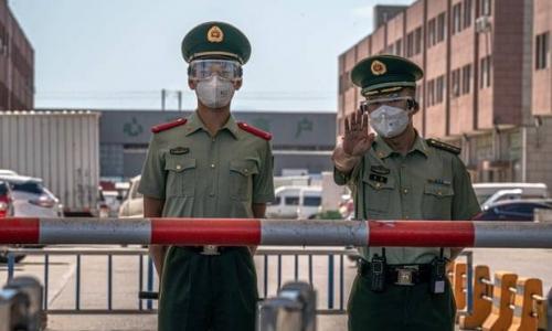 Thành phố Bắc Kinh phong tỏa thêm 10 khu vực