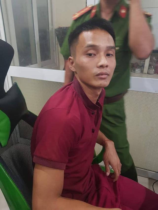 Cong an Quang Nam bat doi tuong Trieu Quan Su