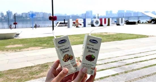 Vì sao Vinamilk chọn sữa hạt là bước tiến chiến lược tại thị trường Hàn Quốc?