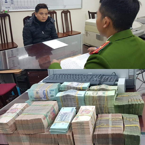 400 ty trong ngan hang bien mat tich cop ca doi phut choc tay trang