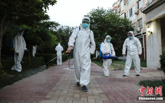 Nguyên nhân bùng phát Covid-19 ở Bắc Kinh vẫn là ẩn số