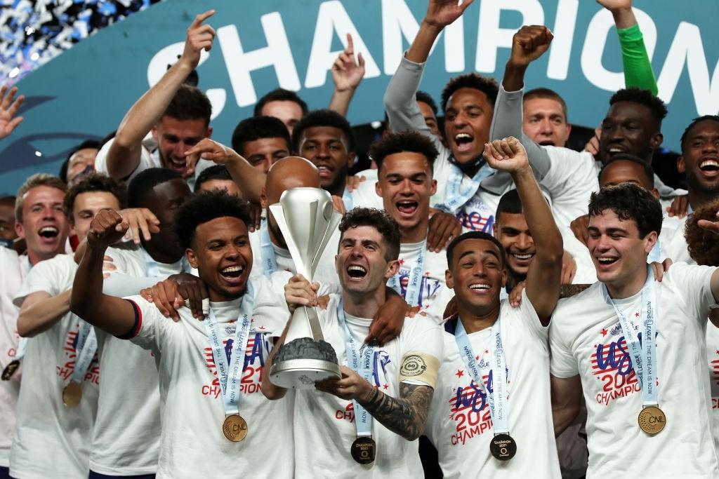 Pulisic tỏa sáng, Mỹ vô địch CONCACAF Nations League