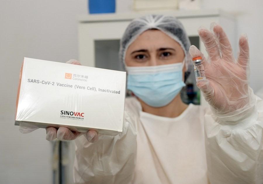 Trung Quốc là nước đầu tiên tiêm vaccine COVID-19 cho trẻ 3 tuổi