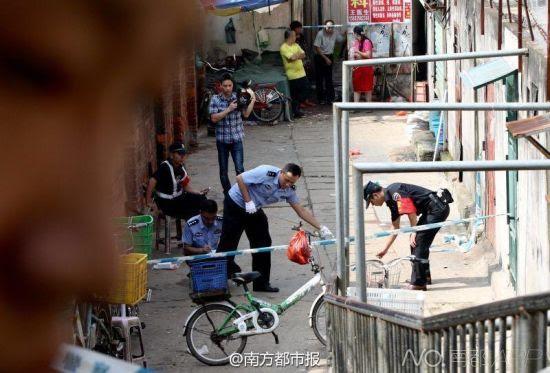 Tấn công bằng dao tại Trung Quốc, 13 người thương vong - 2