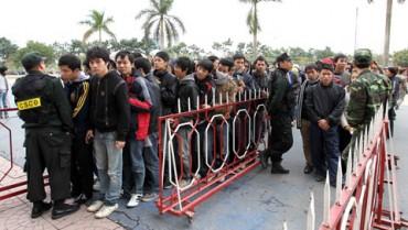 Trận đấu giữa ĐT Việt Nam và Man City: Sẽ có vé bán qua kênh phổ thông