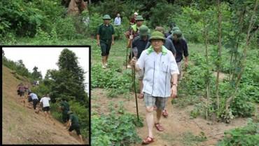 17 ngày đêm mai phục rừng sâu phá án thảm sát ở Nghệ An